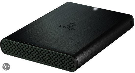 Iomega Prestige Portable Compact 500 GB
